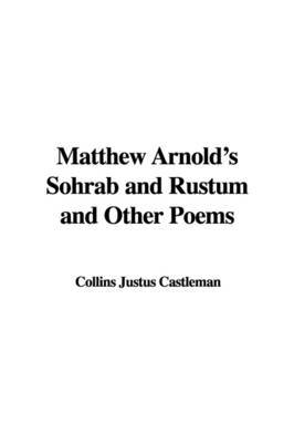 Matthew Arnold's Sohrab and Rustum and Other Poems image