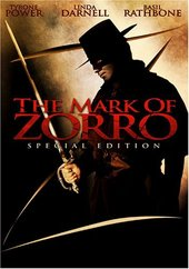 Mark Of Zorro, The - Special Edition (2 Disc Set) on DVD