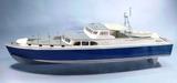 The Dauntless 1:16 Boat Model Kit