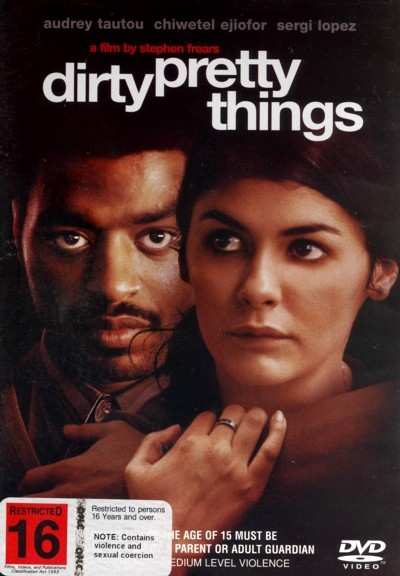 Dirty Pretty Things on DVD