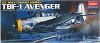 Academy TBF-1 1/72 Model Kit