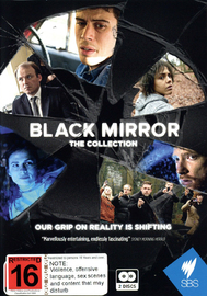 Black Mirror - The Collection on DVD
