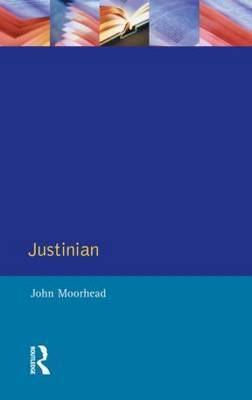 Justinian by John Moorhead image