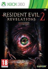 Resident Evil: Revelations 2 for X360
