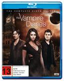 Vampire Diaries - Season 6 on Blu-ray