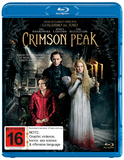 Crimson Peak on Blu-ray