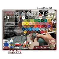 Warpaints Mega Paint Set image