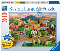 Ravensburger: Rolling Hills - 300pc Puzzle