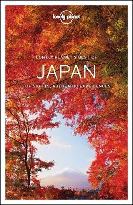 Lonely Planet Best of Japan by Lonely Planet image