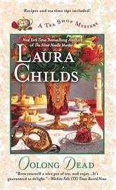 Oolong Dead (Tea Shop Mysteries #10) by Laura Childs image