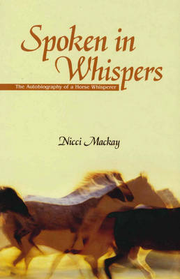 Spoken in Whispers by Nicci Mackay image