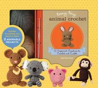 Teeny Tiny Animal Crochet by Kristen Rask