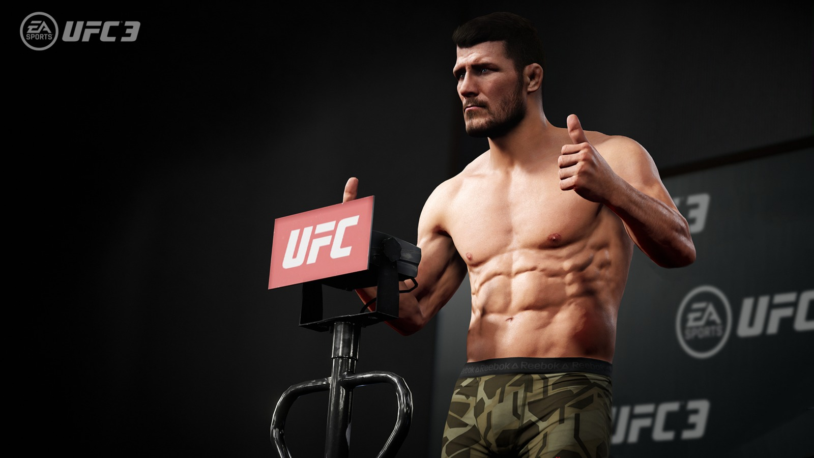 EA Sports UFC 3 for Xbox One image