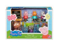Peppa Pig: Classroom Playset