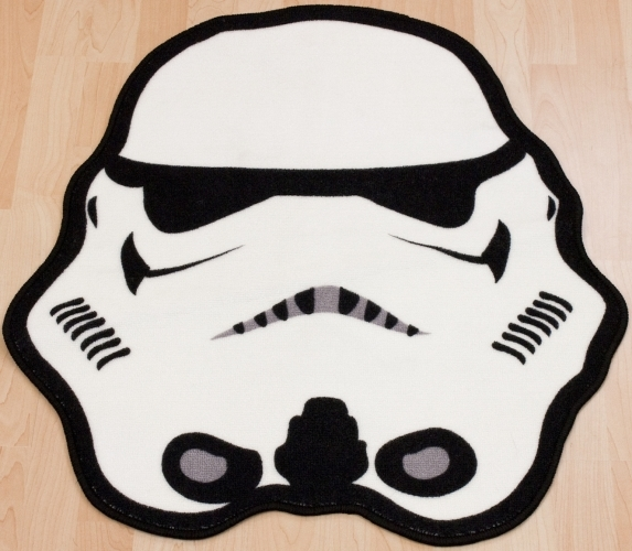 Star Wars Shaped Rug image