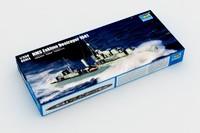Trumpeter 1/350 HMS Eskimo Destroyer 1941 - Scale Model