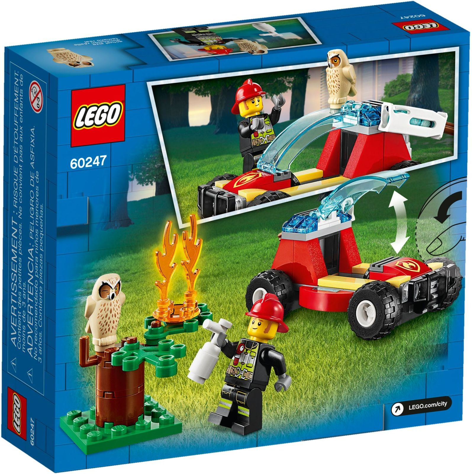 LEGO City: Forest Fire - (60247) image