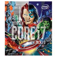 Intel Core i7-10700KA Marvel's Avenger Special Edition 8 Core 5.10GHz LGA1200 CPU