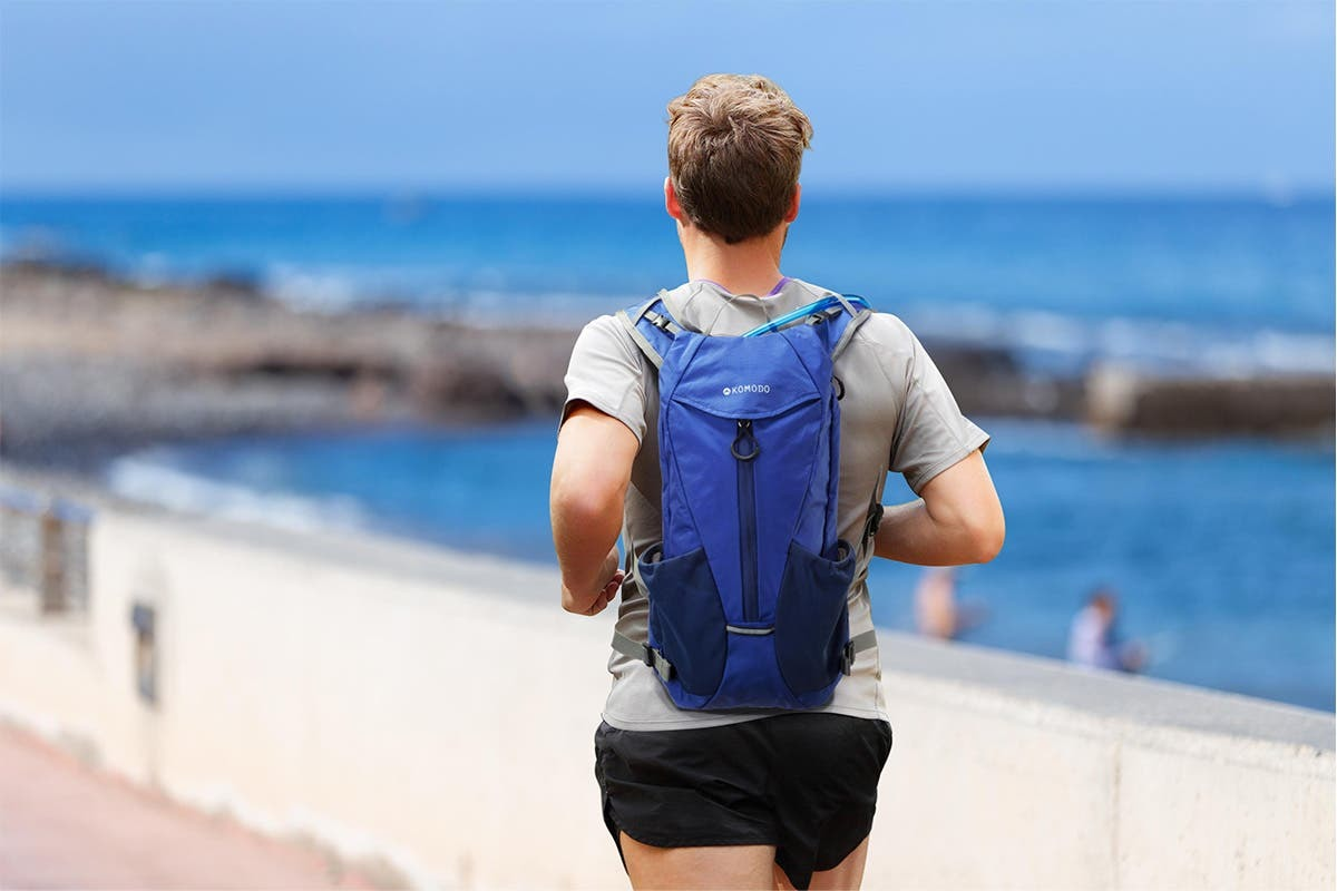2L Hydration Pack (Blue) image