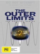 Outer Limits, The: Original Series Season 2 Box Set (3 Disc) on DVD