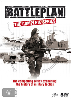 Battleplan - The Complete Series (5 Disc Box Set) on DVD