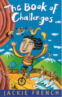 The Book of Challenges by Jackie French