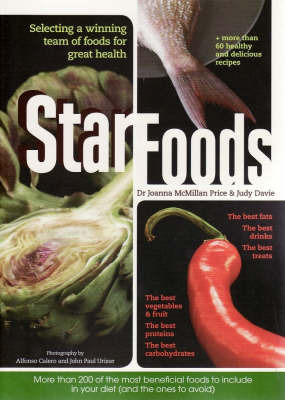 The Star Foods: Create Your Winning Team for Greater Health by Joanna McMillan Price