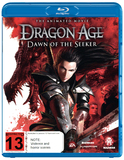 Dragon Age: Dawn of the Seeker on Blu-ray