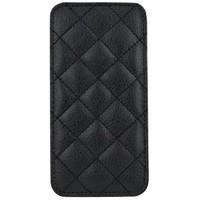 Gecko Allure Flip Wallet Case for iPhone 5/5S (Black)