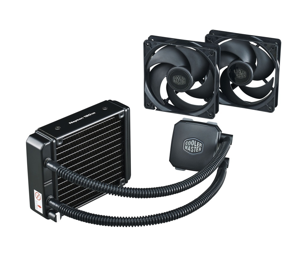 Cooler Master Nepton 120xl Water Cooling Kit At Mighty