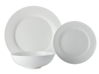Maxwell & Williams - Cashmere Classic Rim Dinner Set (12 Piece)
