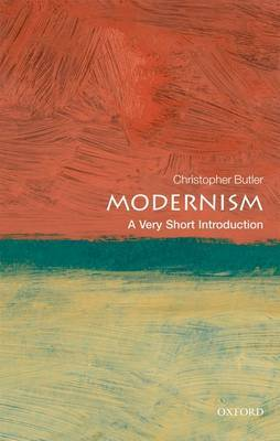 Modernism: A Very Short Introduction by Christopher Butler image
