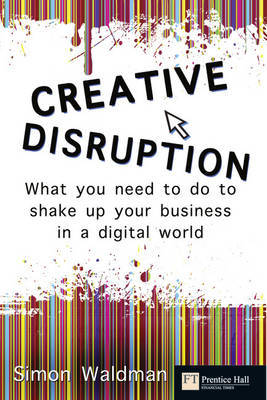Creative Disruption by Simon Waldman image