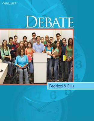 Debate, Student Edition by Mariann Fedrizzi image