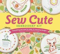 Sew Cute Embroidery Kit by Kelly Fletcher