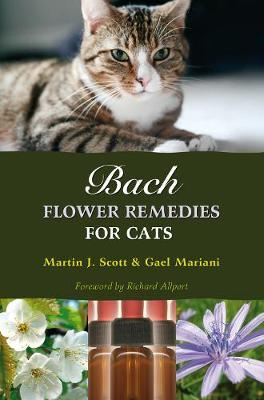Bach Flower Remedies for Cats by Martin J. Scott image