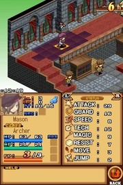 Luminous Arc for Nintendo DS image