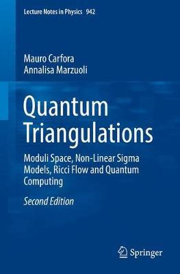 Quantum Triangulations by Mauro Carfora