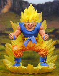 Dragon Ball Z: Son Goku (Super Saiyan) - Collectable Figure