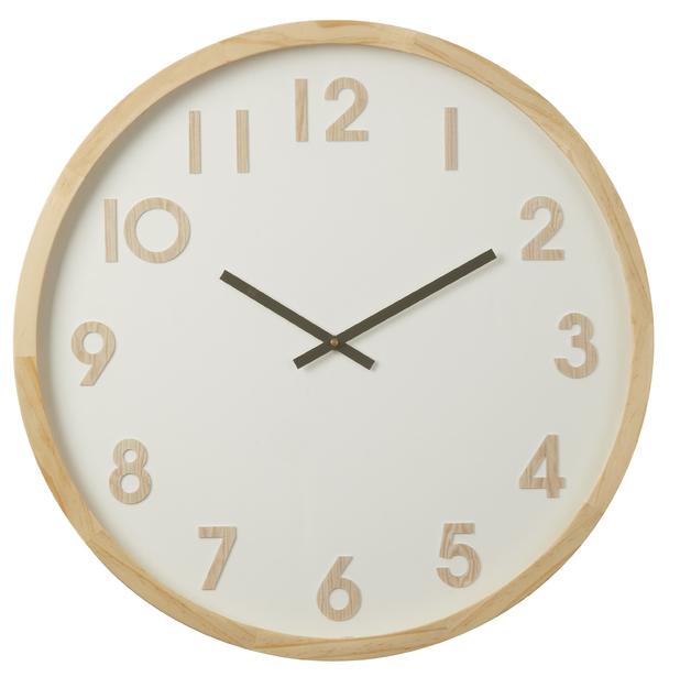 Amalfi: Leonard Wall Clock (61x6x61cm)