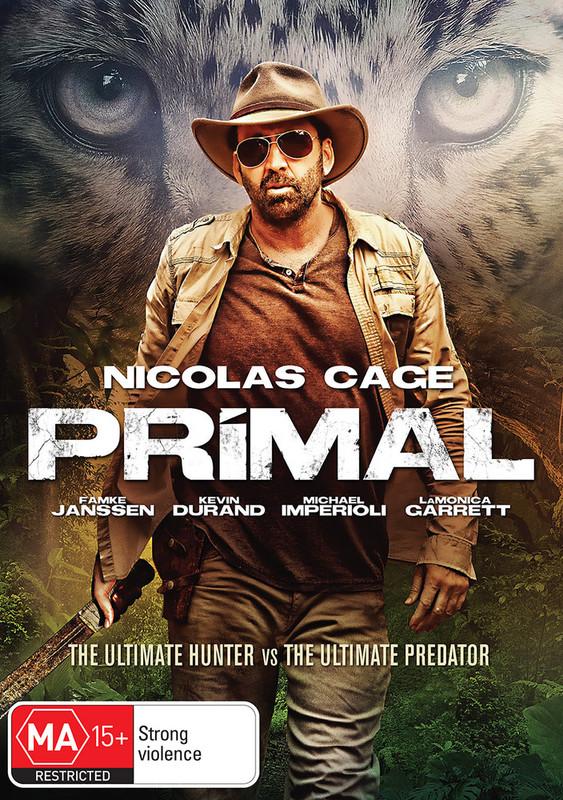 Primal on DVD