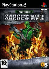 Army Men: Sarge's War for PS2