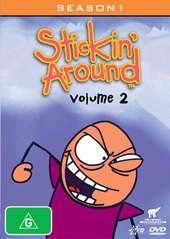 Stickin' Around: Vol 2 on DVD