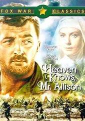 Heaven Knows Mr Allison on DVD