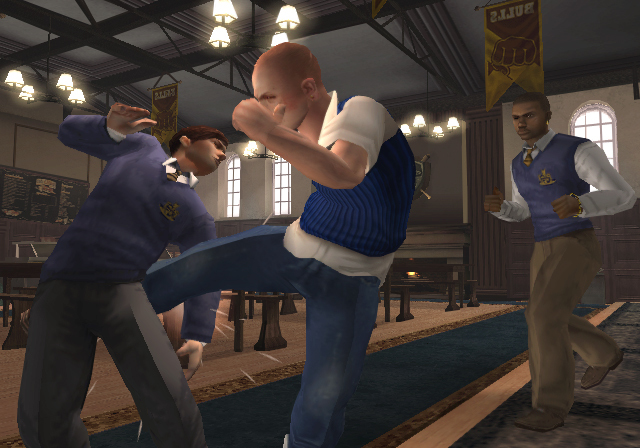 Canis Canem Edit (aka Bully) for PlayStation 2 image