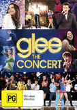 Glee - The Concert on DVD