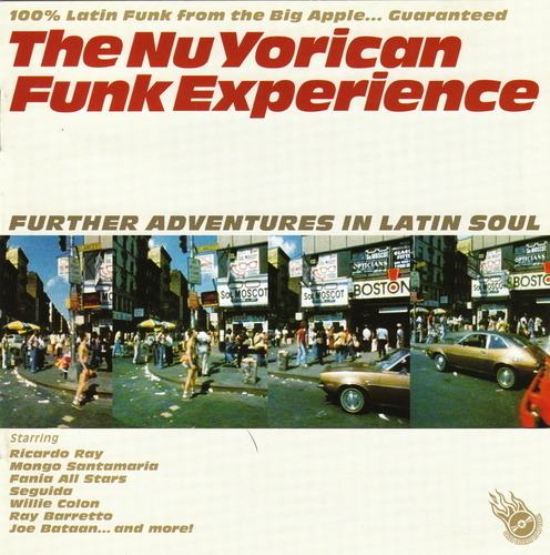 The NuYorican Funk Experience, Vol. 2 by Various Artists image