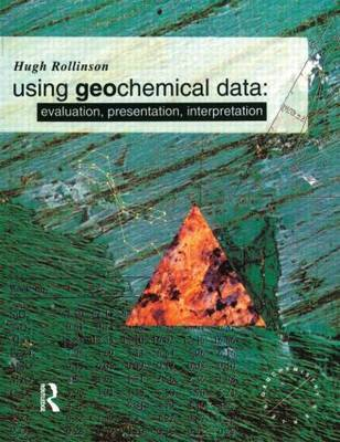 Using Geochemical Data by H R Rollinson image