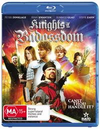 Knights of Badassdom on Blu-ray