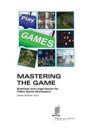 Mastering the Game by David Greenspan